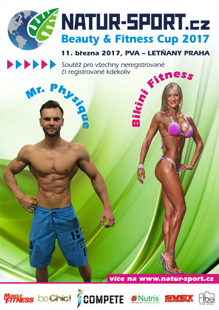 NATUR-SPORT.cz – Beauty & Fitness Cup