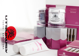 UTSUKUSY COSMETICS has a great range of products for face and body care, In addition to it Utsukusy offers various rituals that will discover